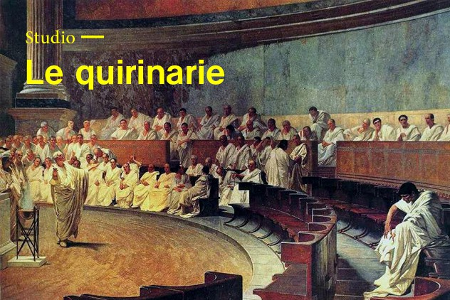 Quirinarie candidating