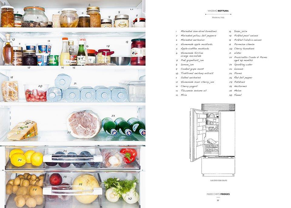 Il lato oscuro del frigorifero di un grande cuoco • Rivista Studio