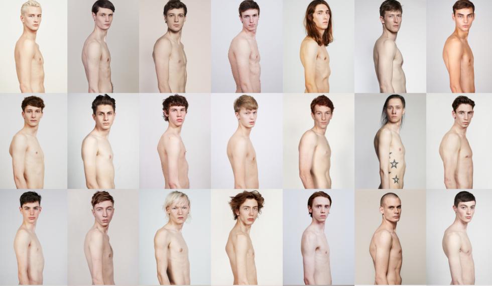 Immagini nude di modelli