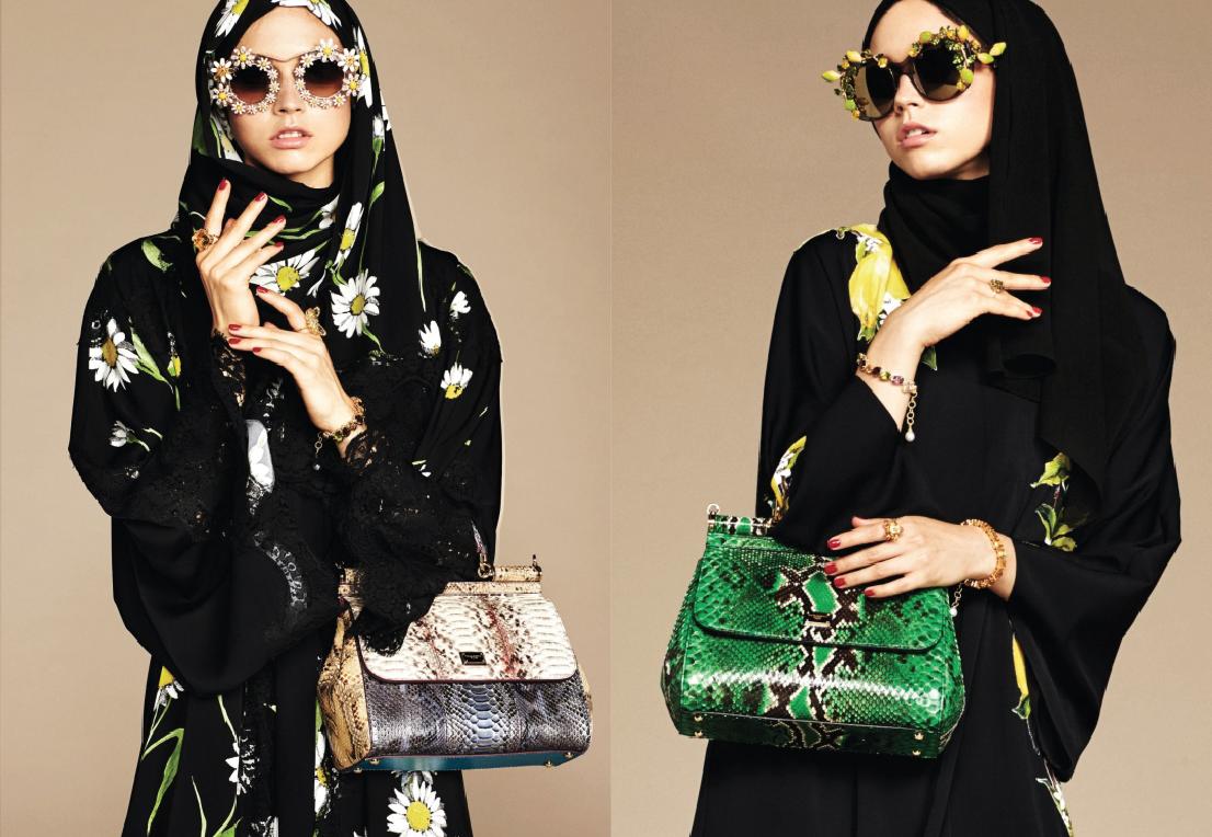 Dolce   Gabbana lancia la sua prima linea di hijab  i marchi tra apertura a  nuovi mercati e appropriazione culturale. b5d25ad9fcc