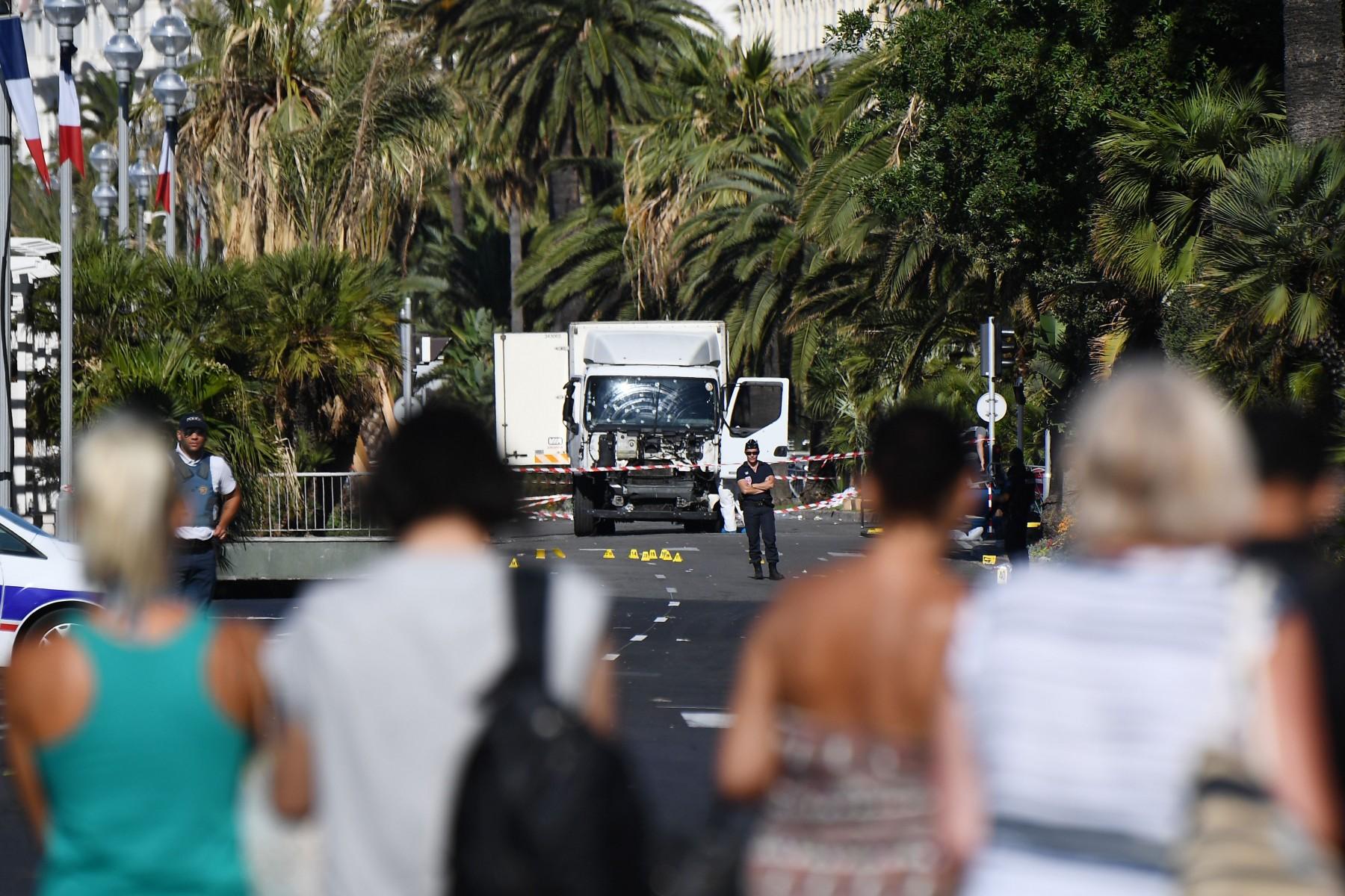 Nizza attentato 14 luglio 2016