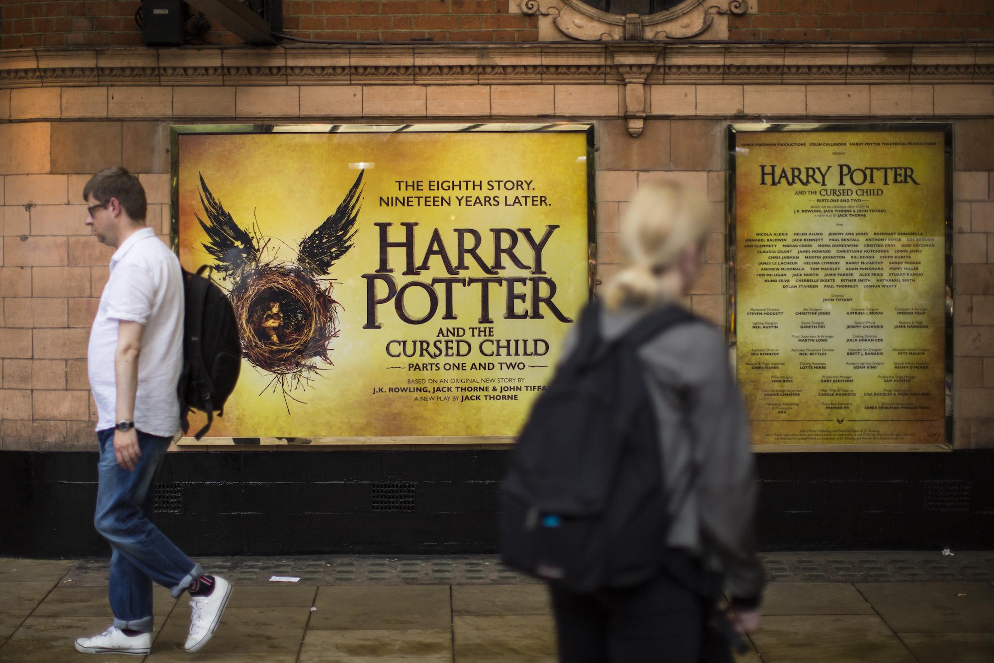 La maturità della generazione Harry Potter