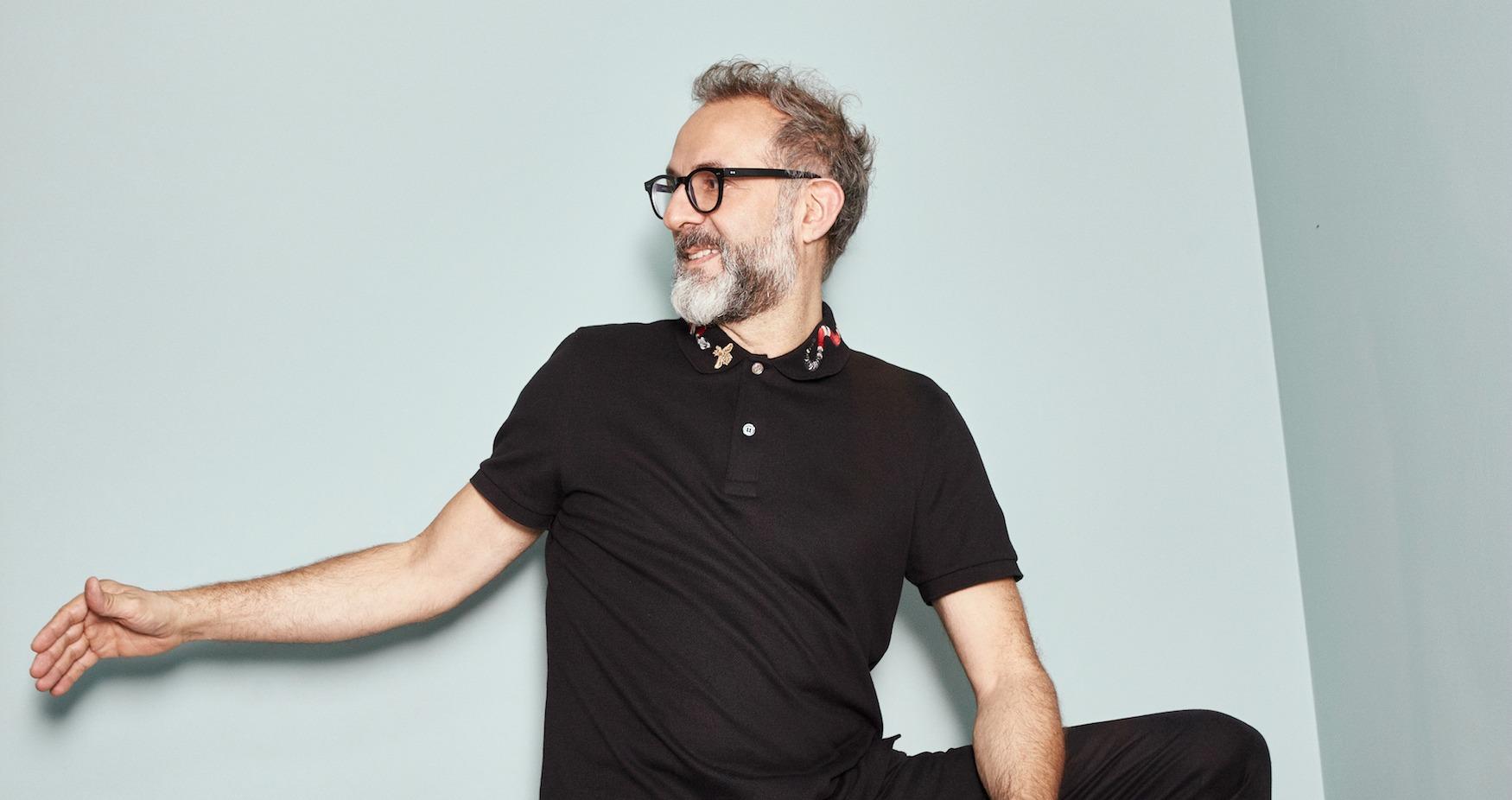 Massimo Bottura, il cuoco del futuro