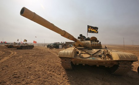 Battaglia Mosul