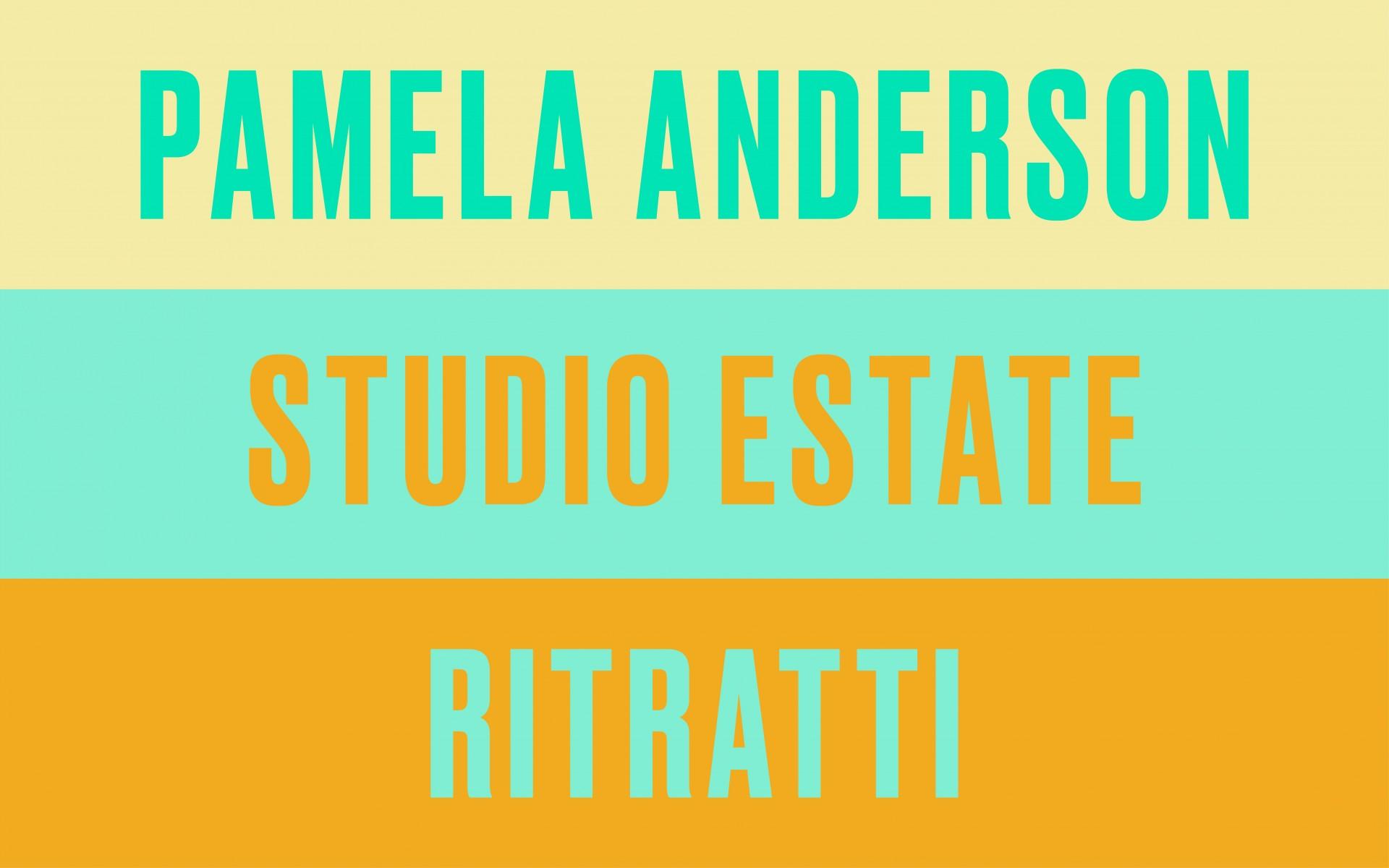 Studio estate Pamela Anderson