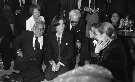radical chic Leonard Bernstein principessa di Monaco