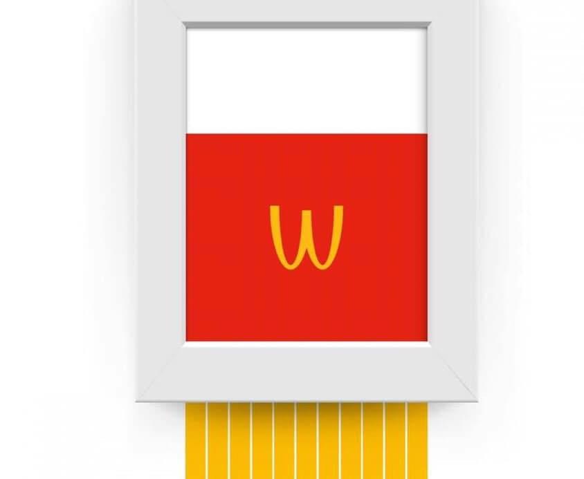 McDonald's Banksy