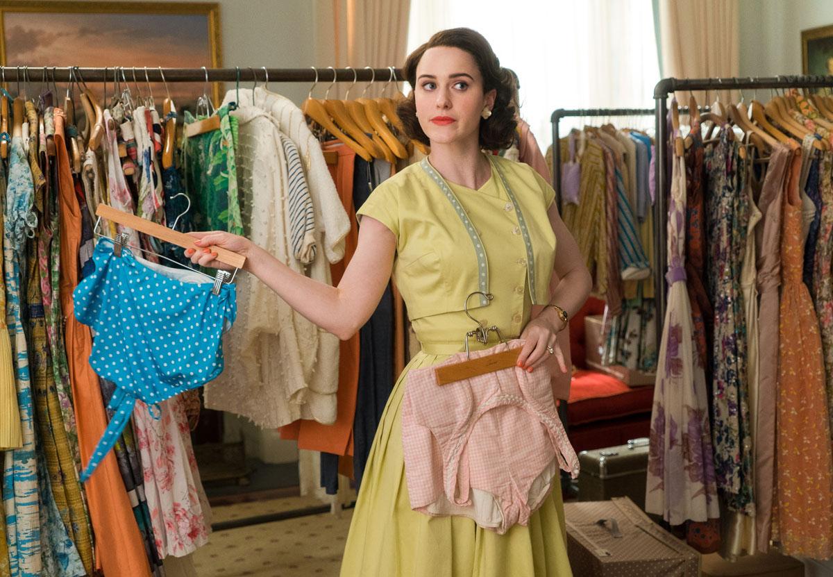 on sale a8a88 ad041 I meravigliosi abiti della signora Maisel