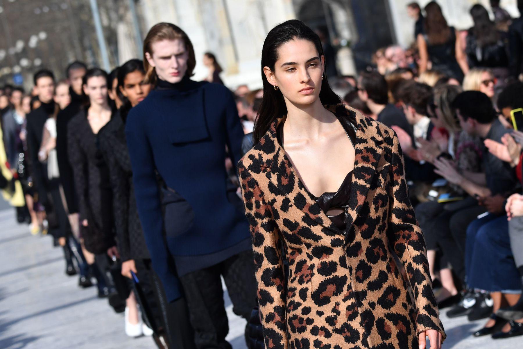 Calendario Moda Milano 2020.A Milano C E Sempre La Moda