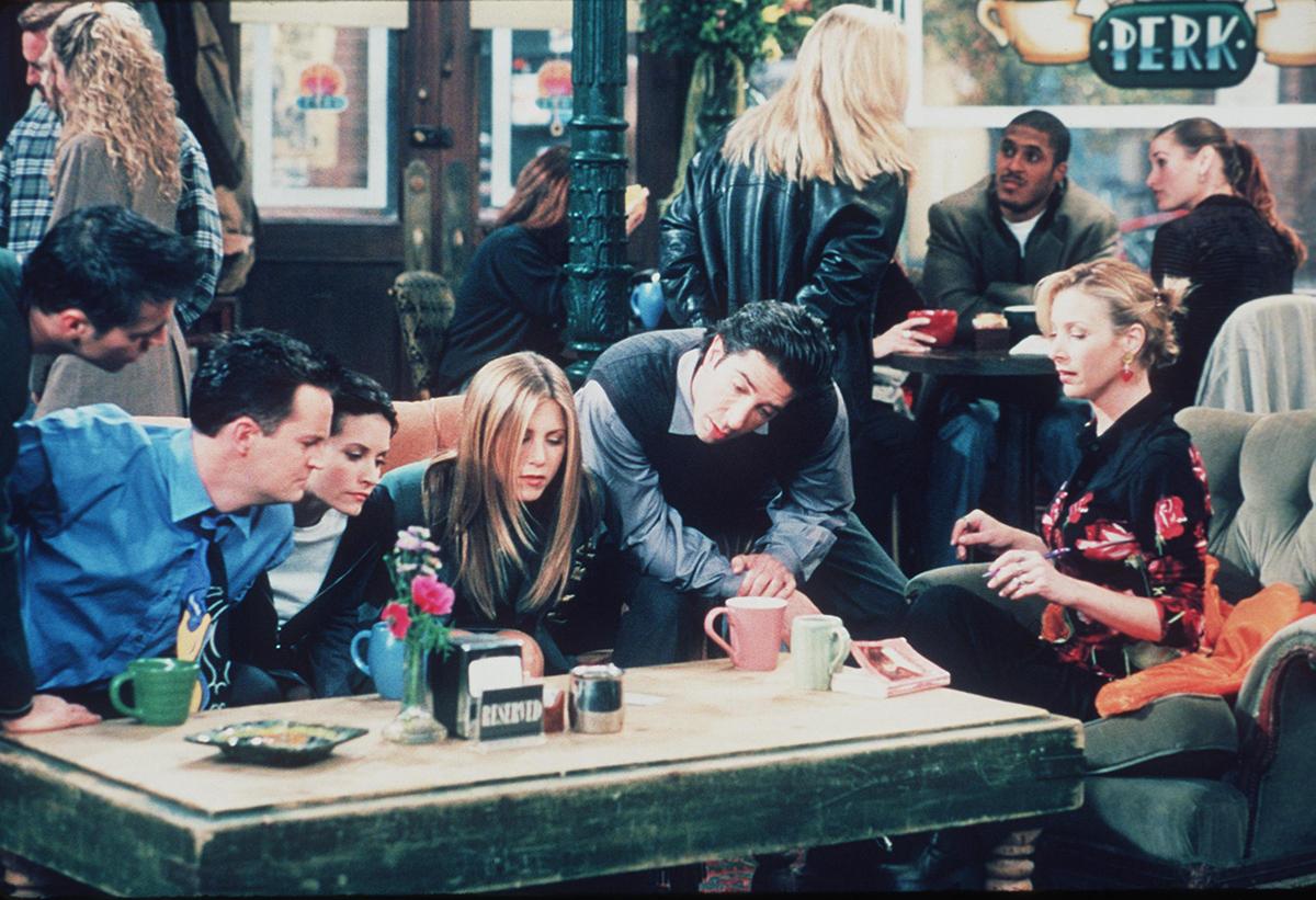 Com'è nato il mito di Friends