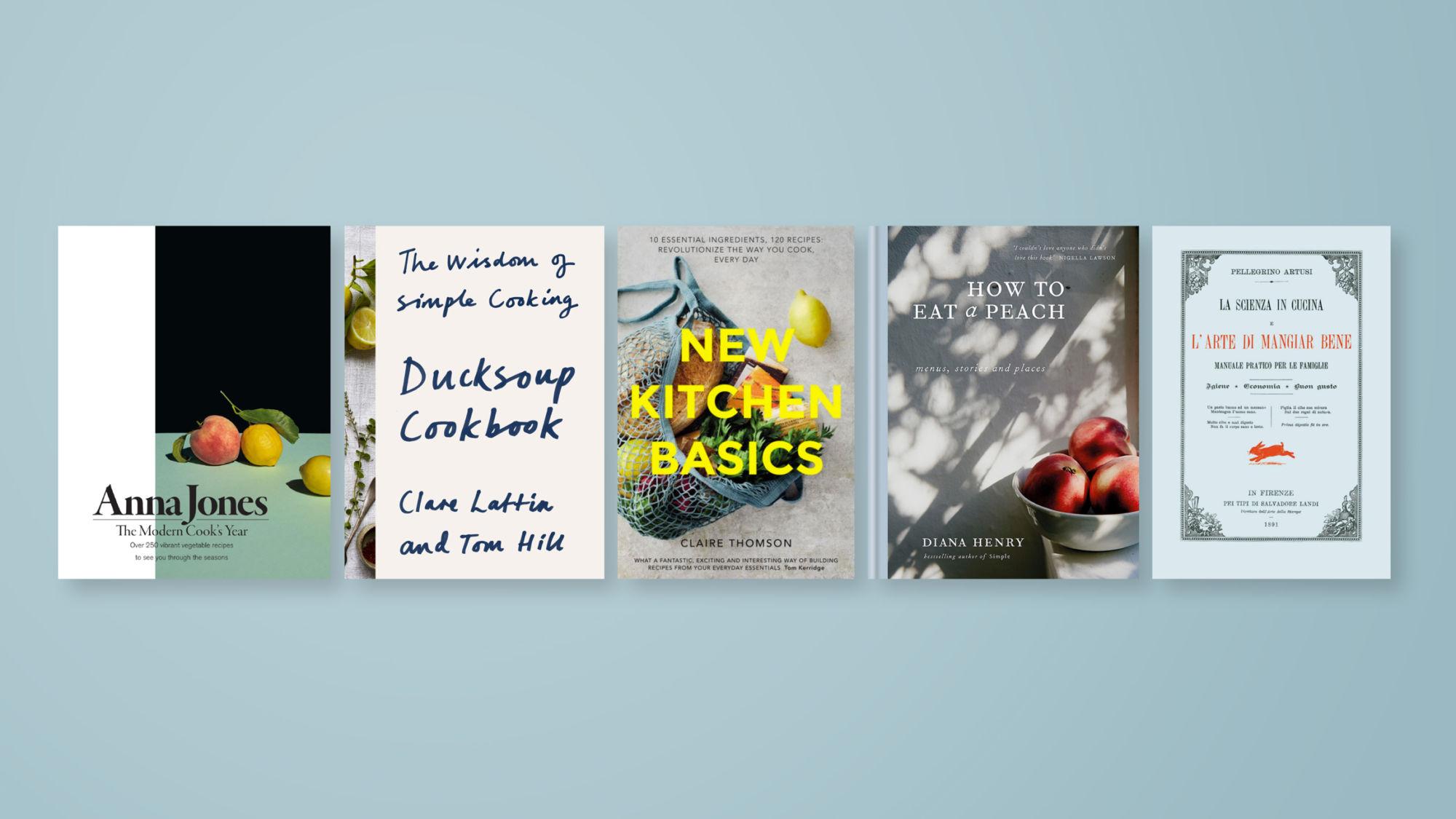 La nuova vita dei libri di cucina